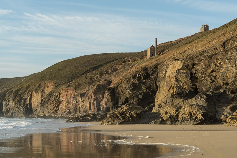 Bronze Award - Chapel Porth photographed by Kelvin Pyke