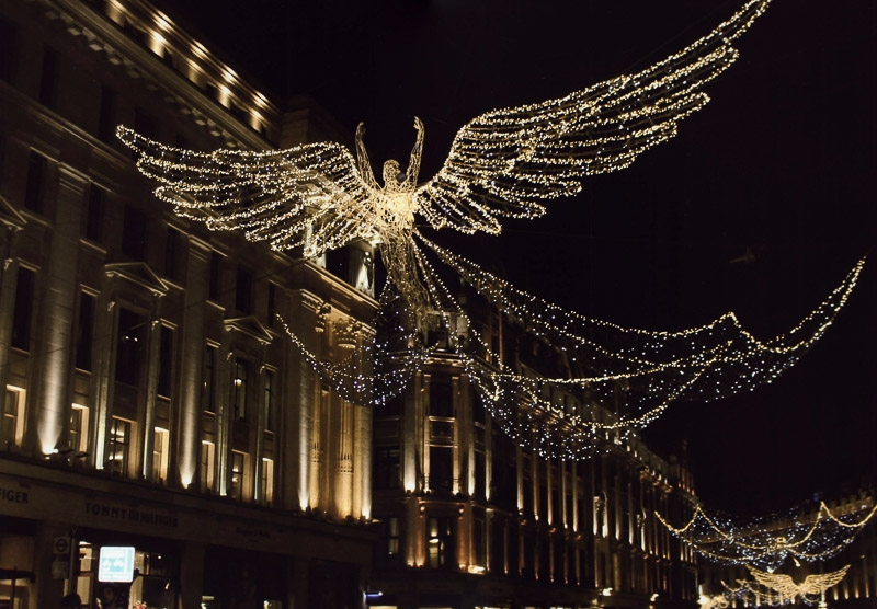 Bronze Award - Regent Street Angel photographed by Rose Cross