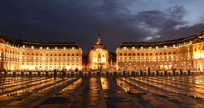 Bordeaux photographed by Michael Quance