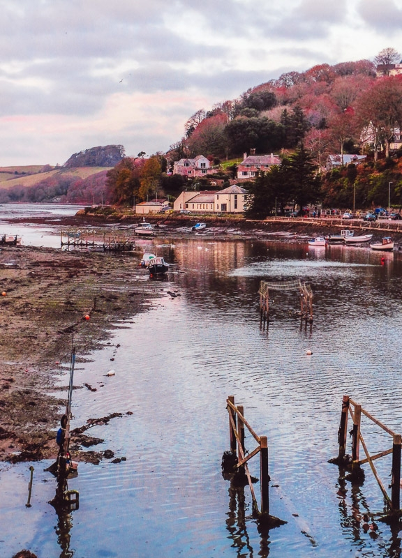 Commended - Looe Estuary photographed by Peter Moore