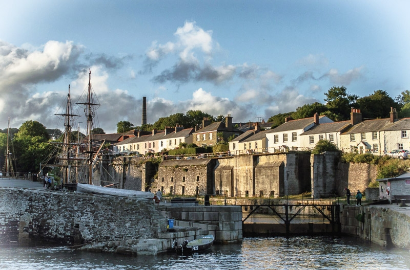 Charlestown photographed by Peter Newbery