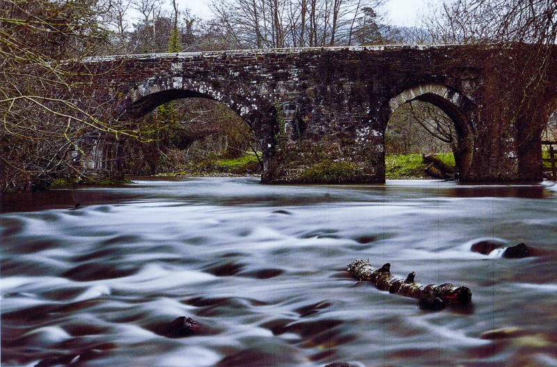 Respryn Bridge photographed by Kelvin Pyke